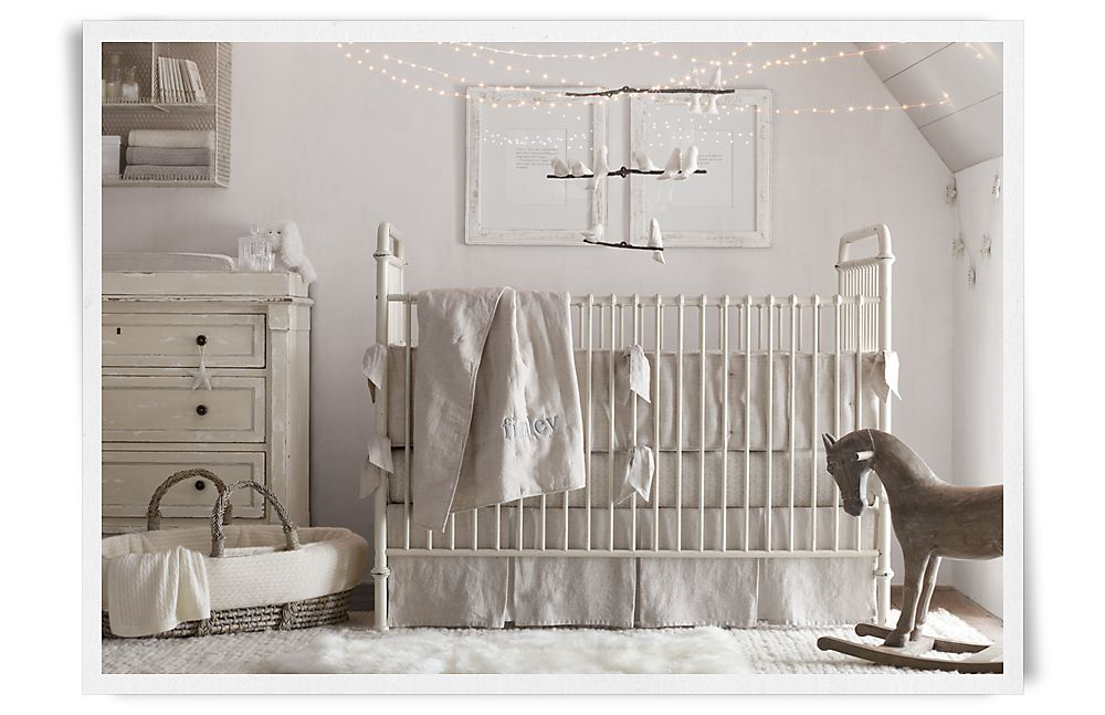 Ayla's Nursery…Restoration Hardware Baby Style  The Mom in Me, MD