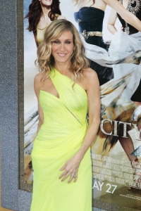 NEW YORK - MAY 24: Actress Sarah Jessica Parker attends the prem