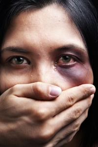 Woman Being Kidnapped And Abused