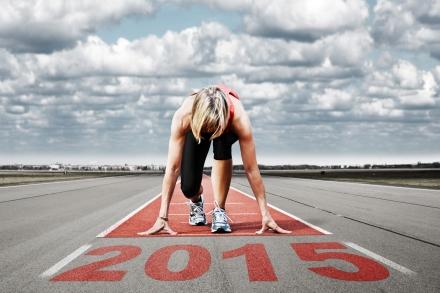 Runner Start Runway 2015